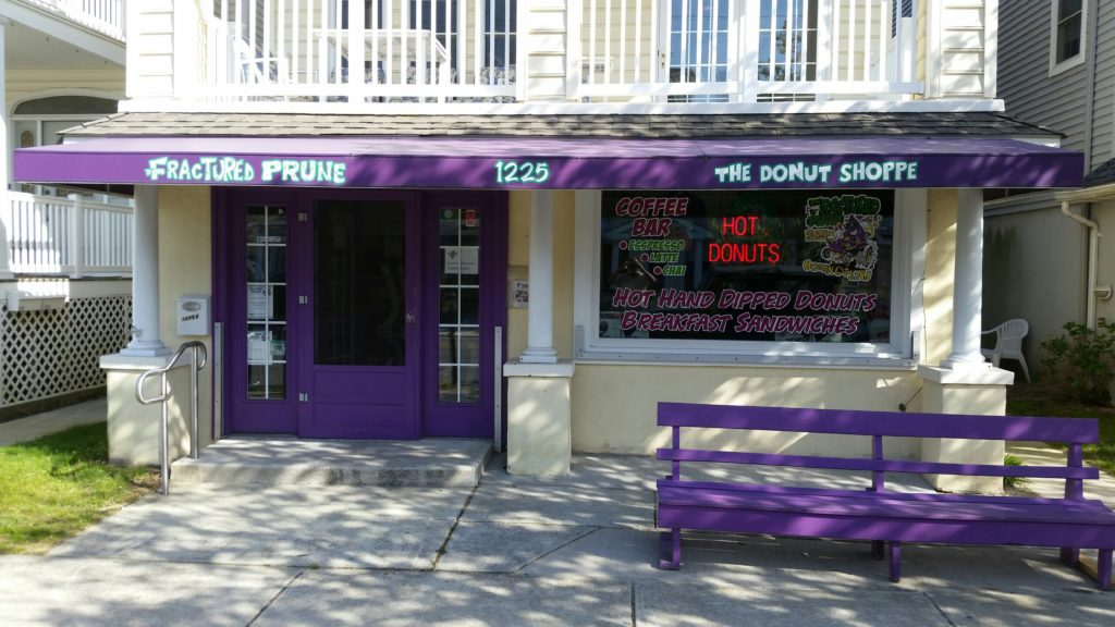Fractured Prune: 12th Street Storefront