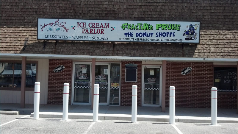 South End location store front