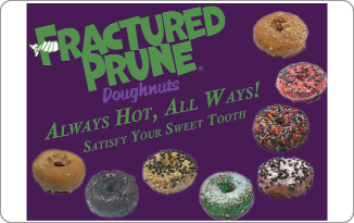 Purchase a Fractured Prune gift card